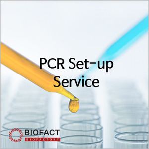 PCR Set-up Service
